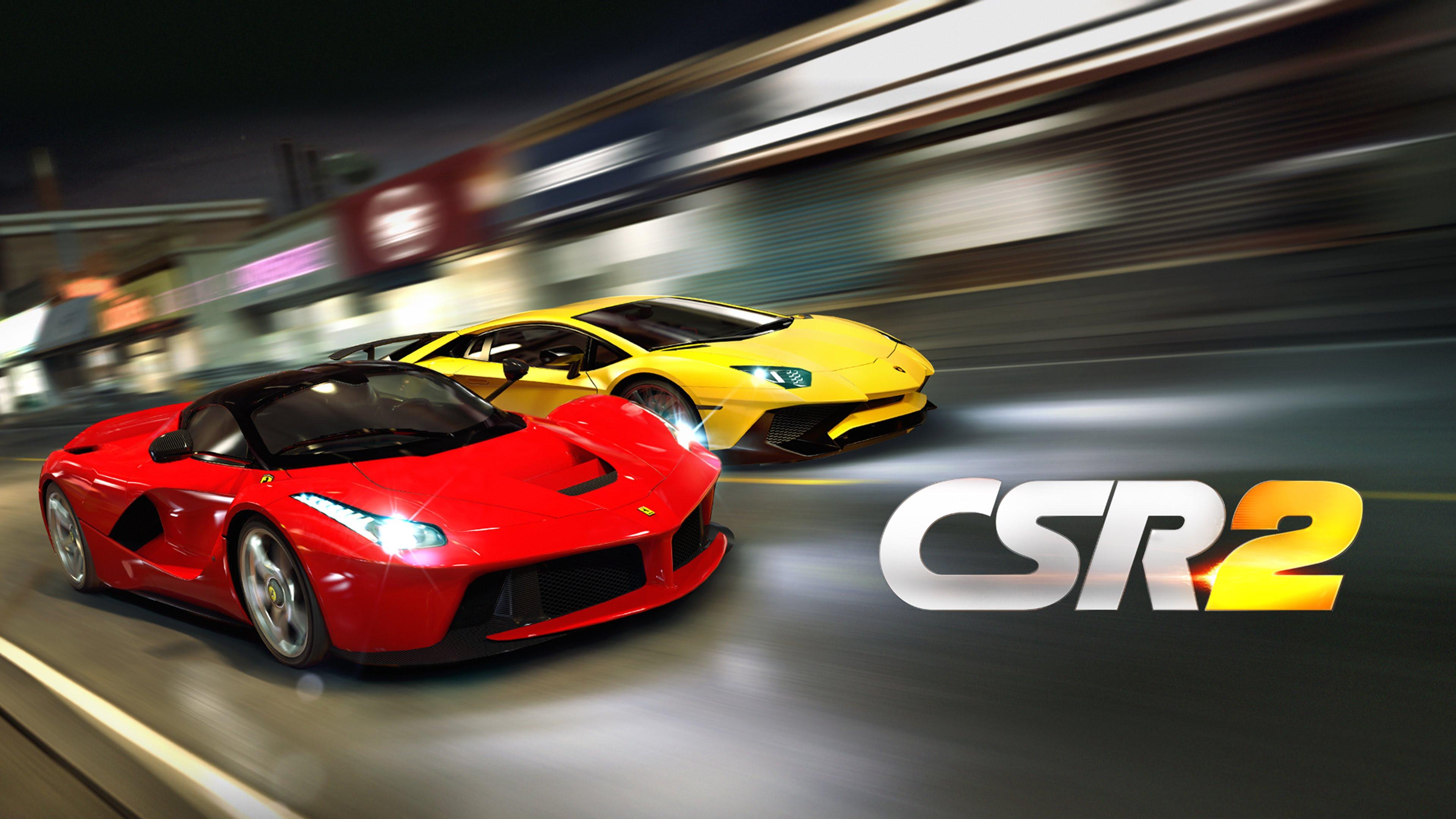 CSR Racing 2 – clixby com